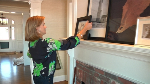 Daykeover: Waterfront Living Room Makeover