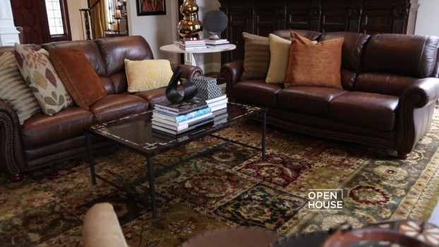 Designer Living: Mix New With Old