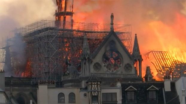 What's Next After Notre Dame Blaze