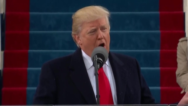 Trump: 'We Will Get the Job Done'