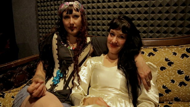 CocoRosie Kick Off Tour in Brooklyn