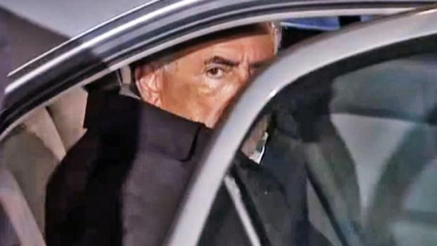 WATCH: Dominique Strauss-Kahn in Custody