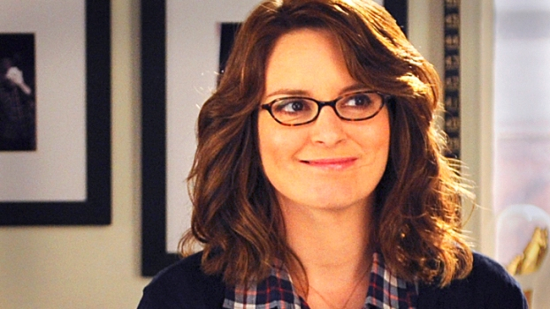 """On the Set of """"30 Rock"""" with Tina Fey"""
