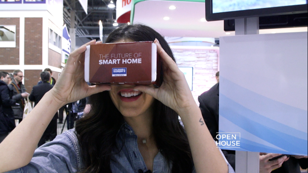The Consumer Electronics Show in Las Vegas