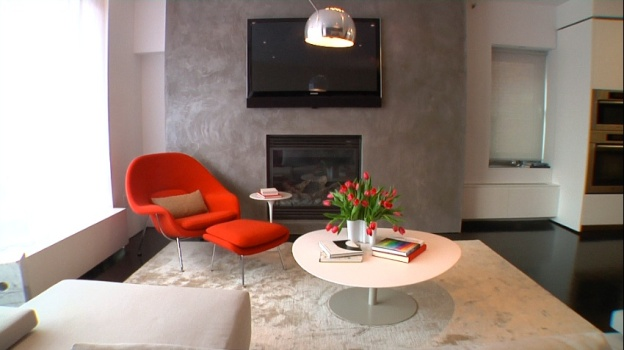 Designer Living: Get Downtown Style in Your Home