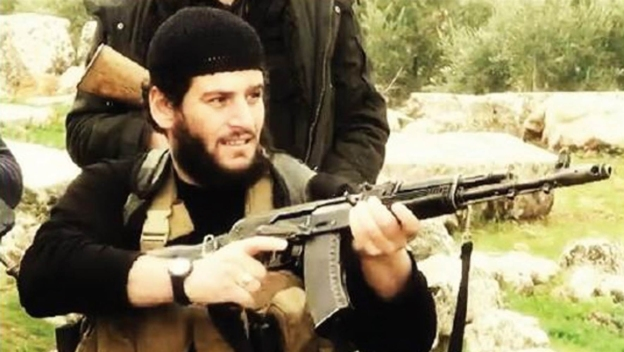 ISIS Says No. 2 Leader al-Adnani Is Dead