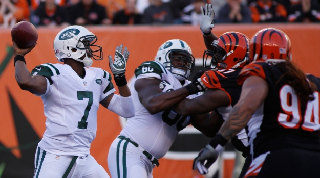 Game Photos: Jets-Bengals