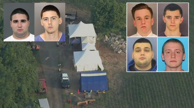 First Hearing for Suspects in 4 Pa. Farm Slayings