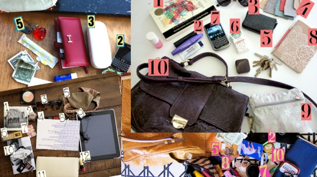 [THREAD] The Best of Purse Purge: Peek Inside the Satchels of the City's Most Stylish
