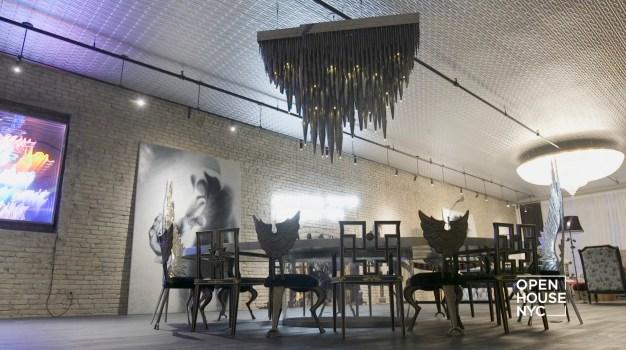 A Downtown Loft Filled with Unique Pieces
