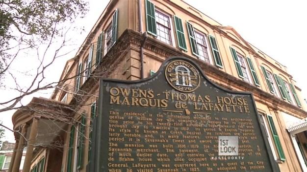 Discover Charming Savannah