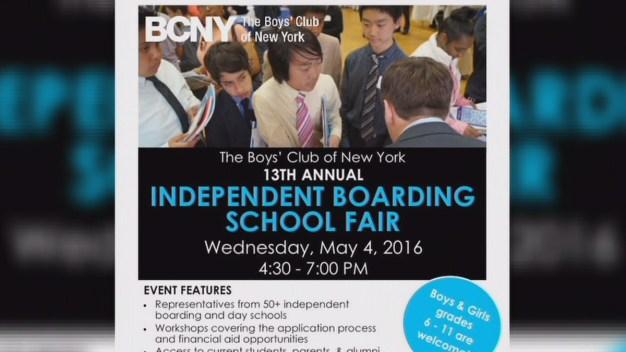 Visiones: Boarding School