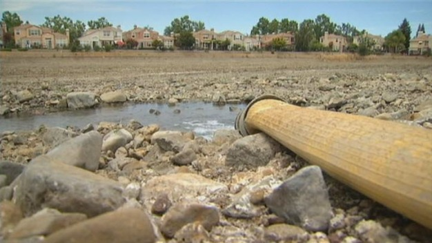 Extreme Drought Spreads, Worsens in Parched California