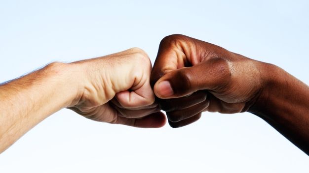 Fist Bumps Less Germy Than Handshakes: Study