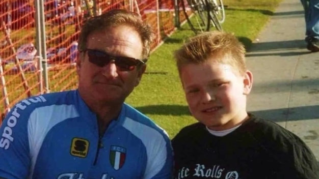 Robin Williams' Family Presents Grants to Challenged Athletes