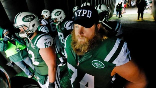 Jets Place Nick Mangold on Season-Ending Injury Reserve