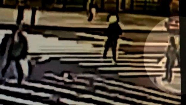 Shooting That Injured Girl, 14, in Brooklyn Caught on Video