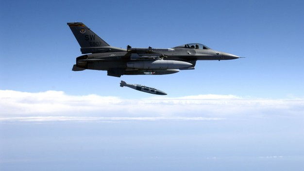 U.S. Bombs ISIS and Al Qaeda