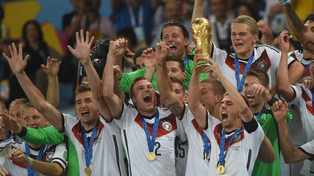 Germany Beats Argentina 1-0 to Win World Cup
