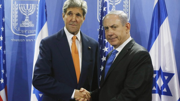 Israel Rejects Kerry's Proposal for Gaza Ceasefire
