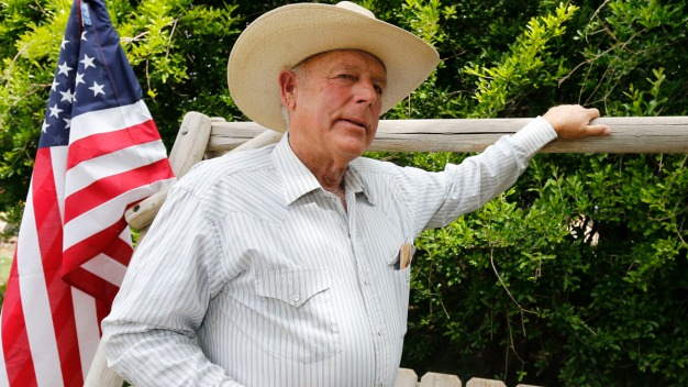 FBI Arrests Nevada Rancher Cliven Bundy in Portland