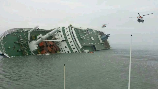 4 Dead, Nearly 300 Missing After Ferry Sinks Off S. Korea