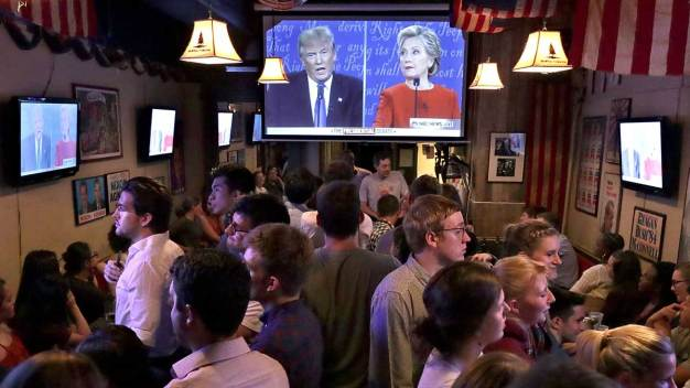 Trump-Clinton Debate May Have Topped 80M-Viewer Mark