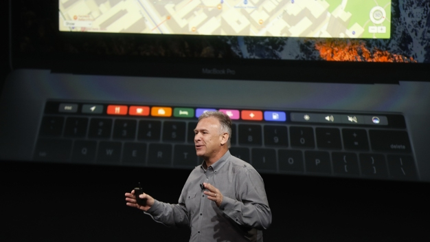 Mac Computers Get Refresh With Keyboard Touch Functions