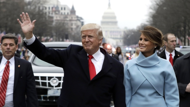 Image result for picture of trump inauguration