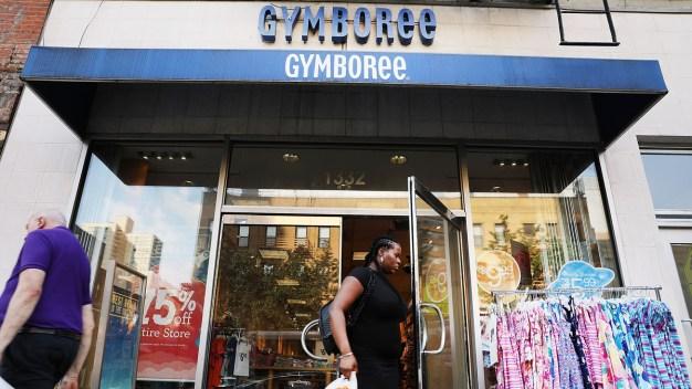 Gymboree Plans Bankruptcy Filing, Could Shut Stores: Source