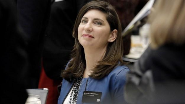 NY Stock Exchange to Get 1st Female President