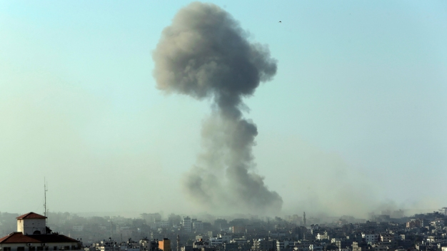 Brief Gaza Ceasefire Begins