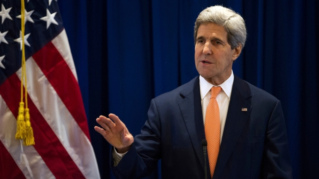 Kerry Calls on World to Help Defeat ISIS
