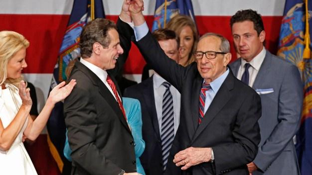 Cuomo Wins NY Governor's Race