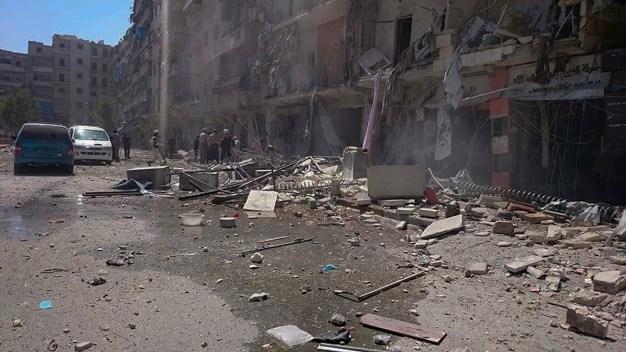 White Helmets Video Shows Despair
