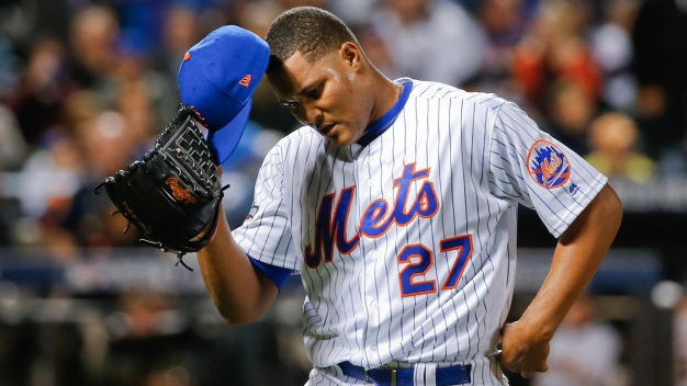 Mets' All-Star Closer Familia Suspended 15 Games