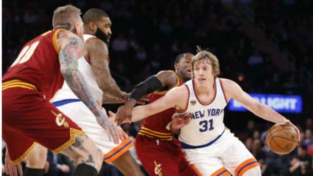 Knicks Fall to Cavaliers 126-94
