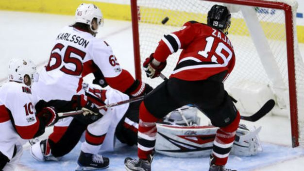 Devils Fall to Senators 2-1
