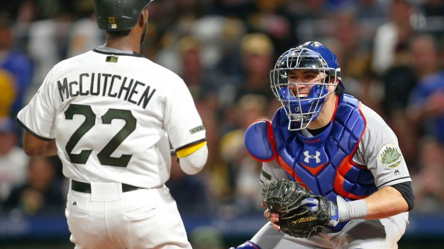 Jaso's RBI Singles in 9th, 10th Rally Pirates Past Mets 5-4