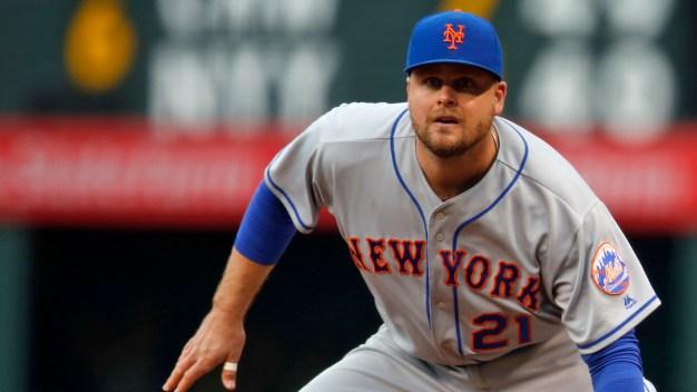 Mets' Duda Out at Least 4-6 Weeks