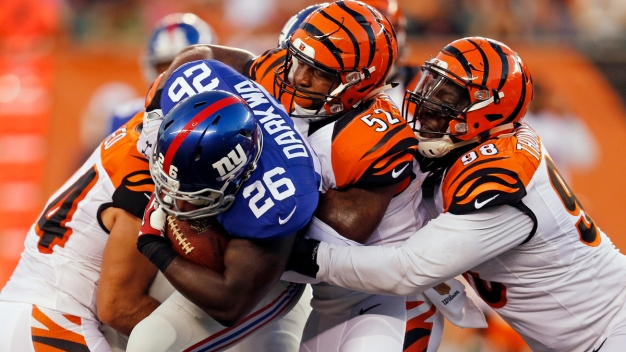 """Room for Improvement"" After Giants' 23-10 Preseason Loss to Bengals"