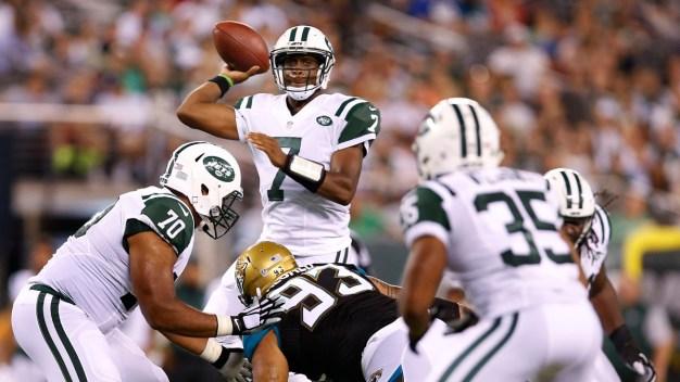 Bowles Says Geno Smith Still Jets' No. 2 QB
