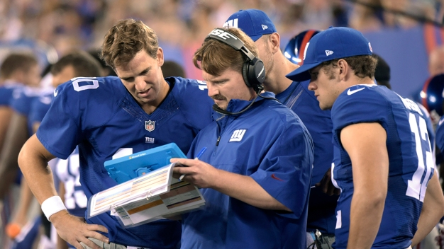 Giants Officially Name Ben McAdoo Head Coach