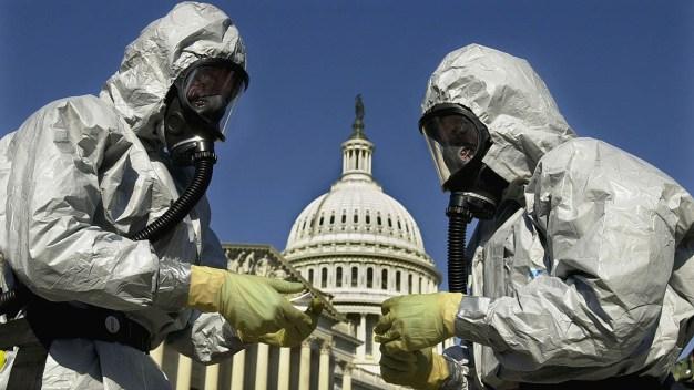 New Anthrax Treatment Okayed by FDA