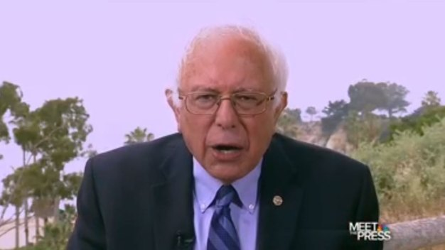 Sanders Doesn't Say No to Hypothetical Clinton VP Slot