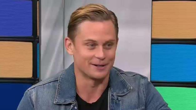 Billy Magnussen Talks 'Maniac'