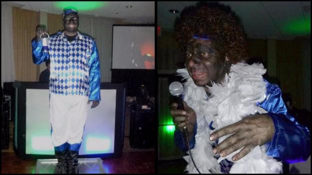 Blackface Metro North Manager Pulled Off Job