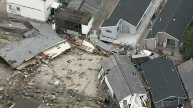 Breezy Point Still Recovering 5 Years After Superstorm Sandy