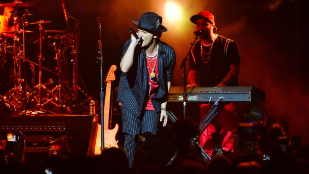 Bruno Mars Confirms He's Performing at Super Bowl