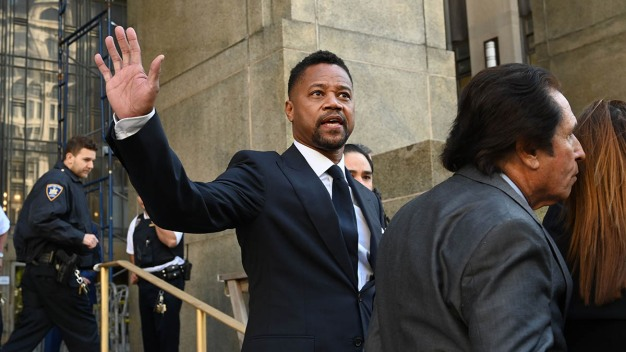 Cuba Gooding Jr. Pleads Not Guilty to Sex Misconduct Claims